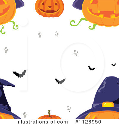 Jackolantern Clipart #1128950 by Graphics RF