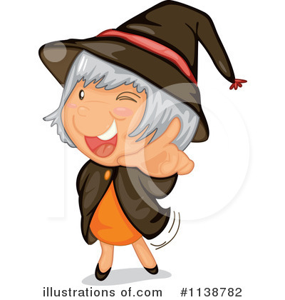Witch Clipart #1138782 by Graphics RF