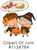 Halloween Clipart #1138784 by Graphics RF