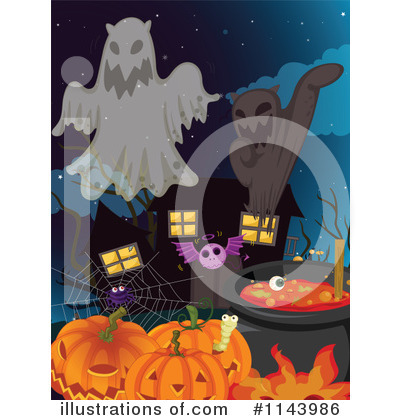 Jackolantern Clipart #1143986 by Graphics RF