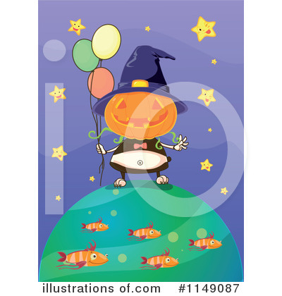Jackolantern Clipart #1149087 by Graphics RF