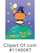 Halloween Clipart #1149087 by Graphics RF