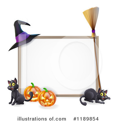 Witch Clipart #1189854 by AtStockIllustration