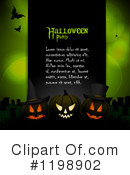 Halloween Clipart #1198902 by elaineitalia