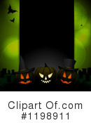 Halloween Clipart #1198911 by elaineitalia