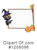 Halloween Clipart #1206096 by AtStockIllustration