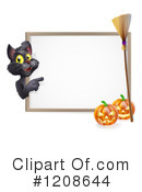 Halloween Clipart #1208644 by AtStockIllustration