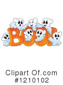 Halloween Clipart #1210102 by visekart