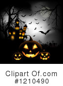 Halloween Clipart #1210490 by KJ Pargeter