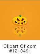 Halloween Clipart #1210491 by KJ Pargeter