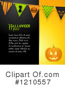 Halloween Clipart #1210557 by elaineitalia
