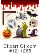Halloween Clipart #1211285 by TA Images