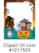 Halloween Clipart #1211523 by visekart