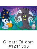 Halloween Clipart #1211536 by visekart