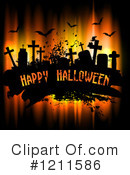 Halloween Clipart #1211586 by KJ Pargeter