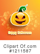 Halloween Clipart #1211587 by KJ Pargeter