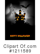 Halloween Clipart #1211589 by KJ Pargeter