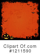 Halloween Clipart #1211590 by KJ Pargeter