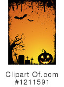 Halloween Clipart #1211591 by KJ Pargeter
