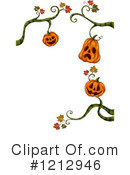 Halloween Clipart #1212946 by BNP Design Studio