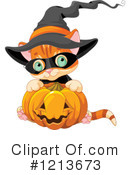 Halloween Clipart #1213673 by Pushkin