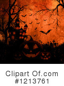 Halloween Clipart #1213761 by KJ Pargeter
