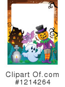 Halloween Clipart #1214264 by visekart