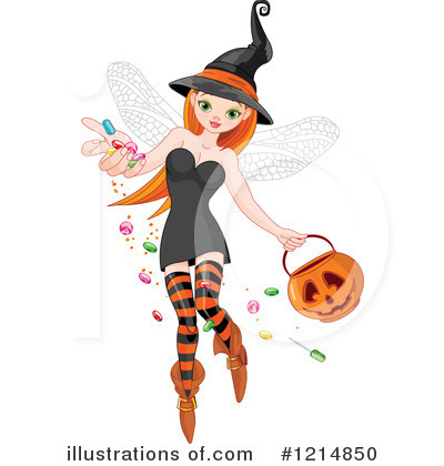 Witch Clipart #1214850 by Pushkin