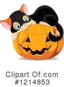 Halloween Clipart #1214853 by Pushkin