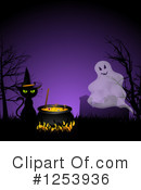Halloween Clipart #1253936 by elaineitalia