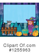 Halloween Clipart #1255963 by visekart