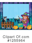 Halloween Clipart #1255964 by visekart
