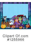 Halloween Clipart #1255966 by visekart