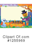 Halloween Clipart #1255969 by visekart