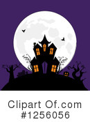 Royalty-Free (RF) Halloween Clipart Illustration #1256056
