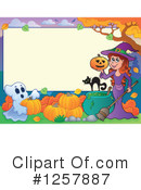 Halloween Clipart #1257887 by visekart