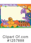Halloween Clipart #1257888 by visekart
