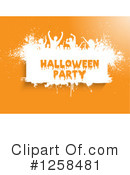 Halloween Clipart #1258481 by KJ Pargeter