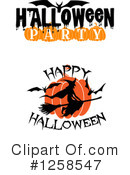 Halloween Clipart #1258547 by Vector Tradition SM