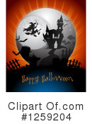 Halloween Clipart #1259204 by merlinul