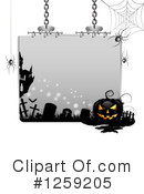 Halloween Clipart #1259205 by merlinul