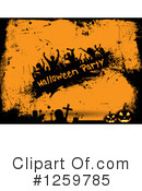Halloween Clipart #1259785 by KJ Pargeter