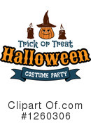 Halloween Clipart #1260306 by Vector Tradition SM