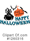 Halloween Clipart #1260316 by Vector Tradition SM