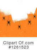 Royalty-Free (RF) Halloween Clipart Illustration #1261523