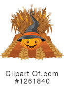Halloween Clipart #1261840 by Pushkin