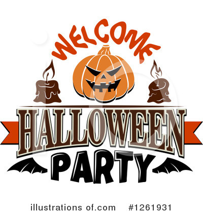 Royalty-Free (RF) Halloween Clipart Illustration by Vector Tradition SM - Stock Sample #1261931