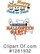 Halloween Clipart #1261932 by Vector Tradition SM