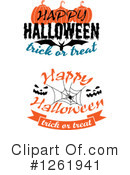 Halloween Clipart #1261941 by Vector Tradition SM