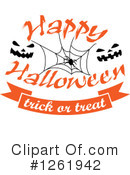 Royalty-Free (RF) Halloween Clipart Illustration #1261942